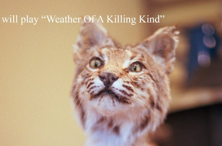"""The Tallest Man on Earth – I Will Play """"Weather Of A Killing Kind"""" #StayHome #WithMe"""