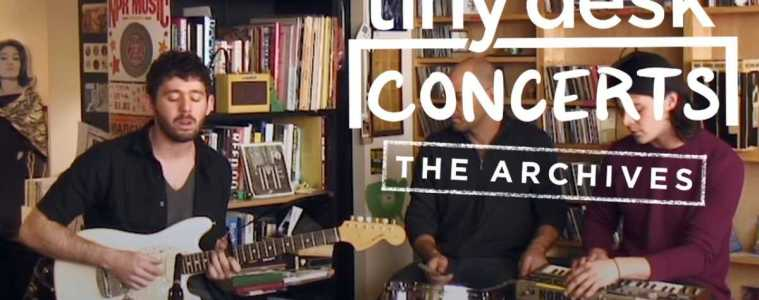 The Antlers: NPR Music Tiny Desk Concert From The Archives