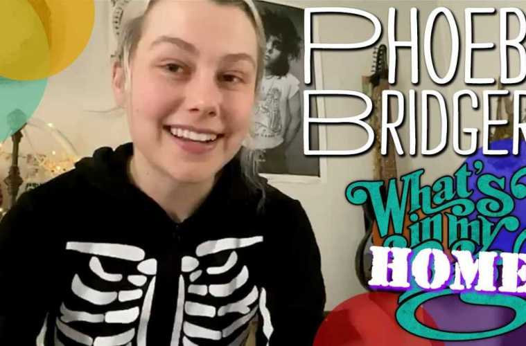 Phoebe Bridgers – What's In My Bag? [Home Edition]