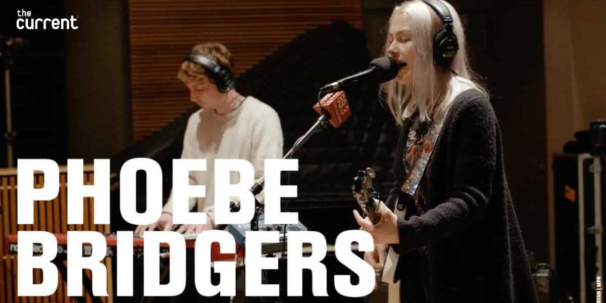 Phoebe Bridgers – three performances at The Current