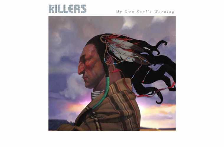 """The Killers – """"My Own Soul's Warning"""" (Visualizer Video)"""