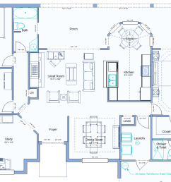 design walkthroughs common room sizes and square footage [ 1258 x 856 Pixel ]