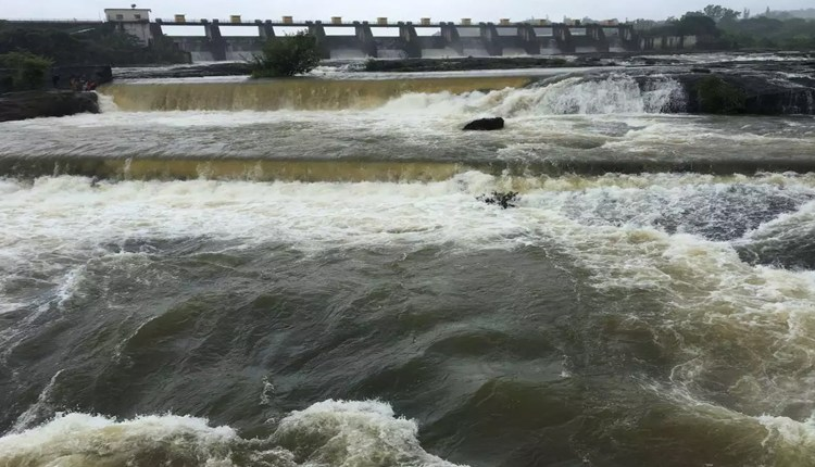 Pune Rains Water Storage in Dam | 4 dams of Pune together collect 92% water