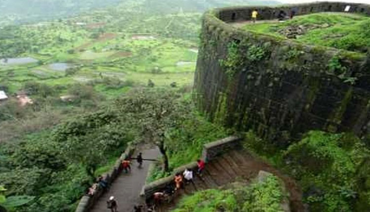 pune news | pune police take action against tourist at sinhagad fort
