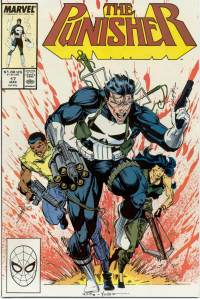 The Punisher Vol 2 #17