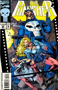 The Punisher v2 096 - Raving Beauty