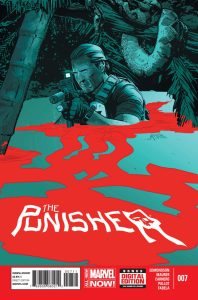 The Punisher Vol 9 #7
