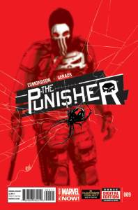 The Punisher Vol 9 #9