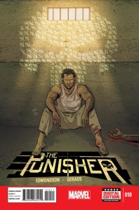The Punisher Vol 9 #10
