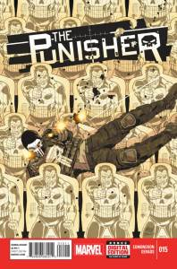 The Punisher Vol 9 #15