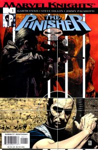 The Punisher Vol 5 #1