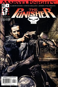 The Punisher Vol 5 #4