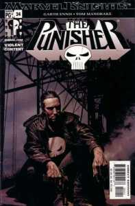 The Punisher Vol 5 #24