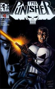 The Punisher Vol 4 #1b