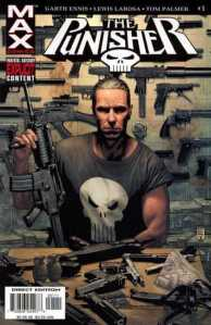 The Punisher Vol 6 #1