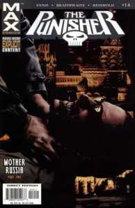 The Punisher Vol 6 #14