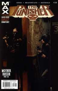 The Punisher Vol 6 #18