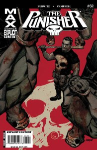 The Punisher Vol 6 #62