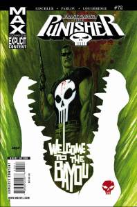 The Punisher Vol 6 #72