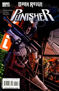The Punisher Vol 7 #4 a