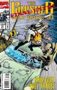 Punisher War Journal Vol 1 #71