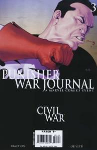 Punisher War Journal Vol 2 #3