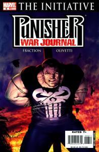 Punisher War Journal Vol 2 #6