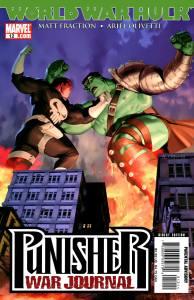 Punisher War Journal Vol 2 #12 b