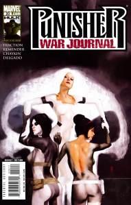 Punisher War Journal Vol 2 #20