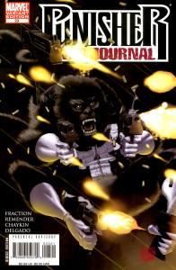Punisher War Journal Vol 2 #23 b