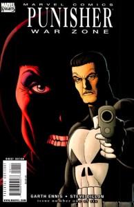 Punisher War Zone Vol 2 #1a