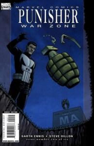 Punisher War Zone Vol 2 #2