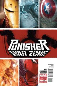 Punisher War Zone Vol 3 #1