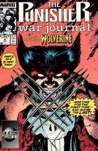 Punisher War Journal Vol 1 #6