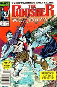 Punisher War Journal Vol 1 #7