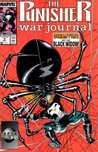 Punisher War Journal Vol 1 #9