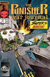 Punisher War Journal Vol 1 #10