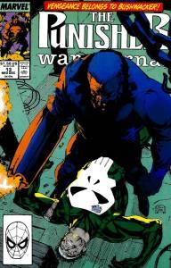 Punisher War Journal Vol 1 #13