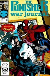 Punisher War Journal Vol 1 #14