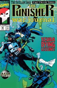 Punisher War Journal Vol 1 #26