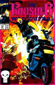 Punisher War Journal Vol 1 #30
