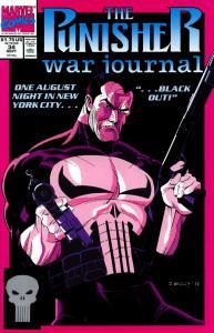 Punisher War Journal Vol 1 #34