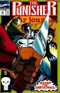 Punisher War Journal Vol 1 #39