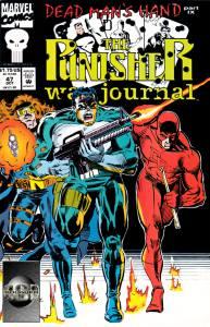 Punisher War Journal Vol 1 #47