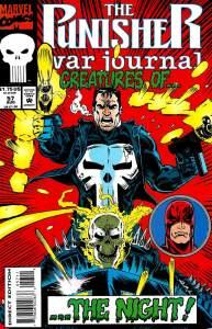 Punisher War Journal Vol 1 #57