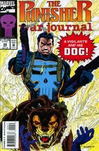 Punisher War Journal Vol 1 #59