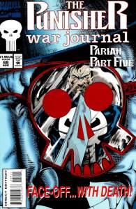 Punisher War Journal Vol 1 #69