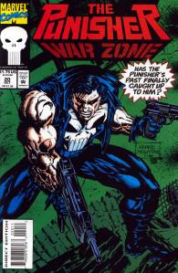 Punisher War Zone #20