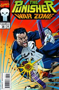 Punisher War Zone #30