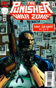Punisher War Zone #38